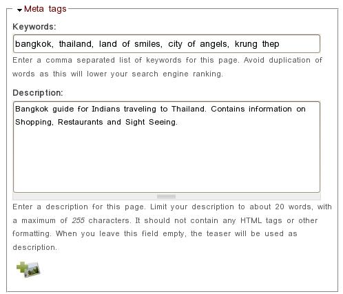 Drupal vs Joomla - The SEO viewpoint - Part 2 (Meta Tags